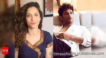 Ex-gf Ankita Lokhande on Sushant Singh's case