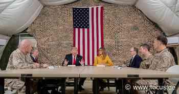 Trumps Truppenabzug aus Deutschland hinkt an entscheidender Stelle - FOCUS Online