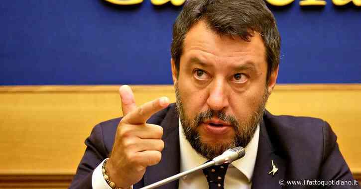"""Open Arms, l'errore del Tg2 sull'autorizzazione a procedere: """"Colpo di scena, Salvini non andrà a processo"""". Poi la rettifica"""