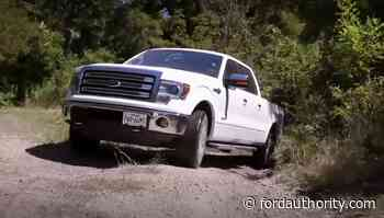 Jay Leno Takes A Spin in George W. Bush's F-150 King Ranch: Video - Ford Authority
