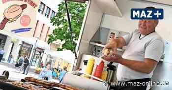 """Bei """"Curry 846"""" in Hennigsdorf stehen die Fans schon um 10 Uhr für die Wurst an - Märkische Allgemeine Zeitung"""