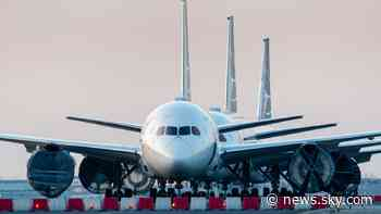Coronavirus: Aviation watchdog 'failing' passengers over refund delays - Sky News