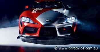 BMW M-powered Toyota Supra GRMN in line for manual gearbox option – report
