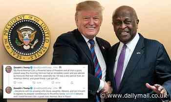 Coronavirus US: Herman Cain died after Trump's Tulsa rally