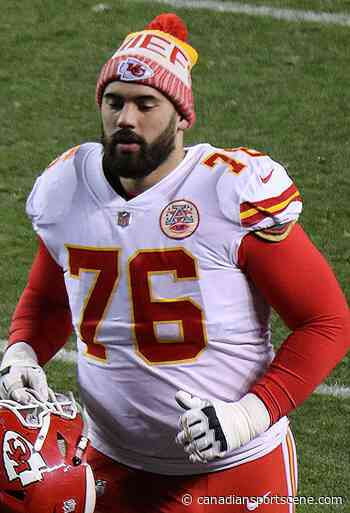 Laurent Duvernay-Tardif gets support from Chiefs star quarterback Patrick Mahomes - Canadian Sport Scene