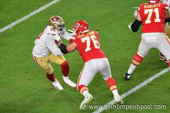 Chiefs Duvernay-Tardif opts to sit out the NFL season - The Phnom Penh Post