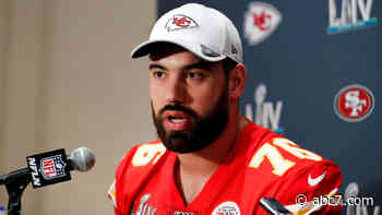 Chiefs' Laurent Duvernay-Tardif opts out of NFL season to be on front lines of pandemic - KABC-TV