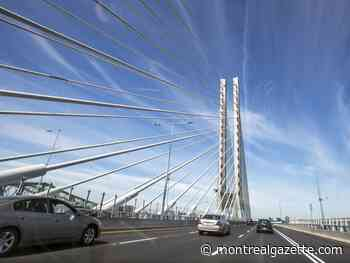 Traffic report: Southbound Champlain Bridge closed this weekend
