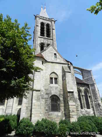 Visite de l'église Saint-Pierre-Saint-Paul de Gonesse Église Saint-Pierre-Saint-Paul dimanche 20 septembre 2020 - Unidivers