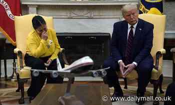 Donald Trump meets family of murdered soldier Vanessa Guillen