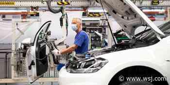 Auto Giants Swing to Loss Amid Coronavirus-Driven Downturn - The Wall Street Journal
