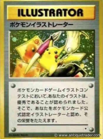 Rare Pokémon Card Sells For World Record - Antique Trader