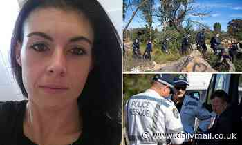 Final text messages from a former top student before her body was found dumped near quarry in Sydney