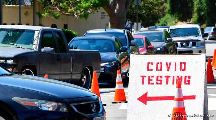 OC Coronavirus Death Toll Surpasses 600 As Officials Report 506 New Cases