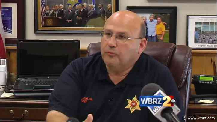 Iberville Parish Sheriff hospitalized with COVID-19