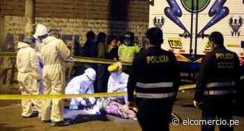 Santa Anita: asesinan a joven que se habría resistido al robo de sus pertenencias - El Comercio Perú