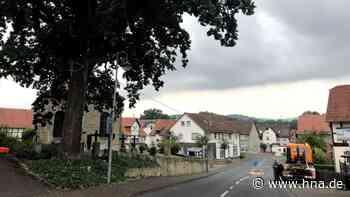 An der Friedenseiche in Rengershausen wurde gezogen - HNA.de