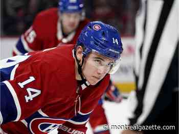 Canadiens have lots of work to do following a mandated day off