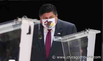 Gov. Pritzker warns of a possible 'reversal' as COVID-19 numbers rise in Illinois