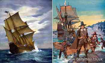 The Pilgrim Fathers faced a battle to survive once they arrived in America