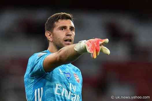 Emiliano Martinez out to add glorious chapter to Arsenal journey that began in Argentina 12 years ago