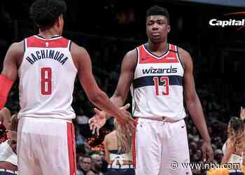 Wizards take on Suns Friday afternoon in first of eight seeding games