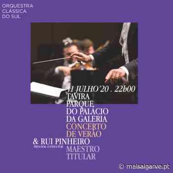 Tavira | Orquestra Clássica do Sul - Mais Algarve