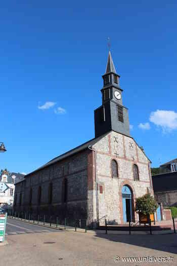 Visite libre de l'église Saint-Sauveur Église de La Rivière-Saint-Sauveur samedi 19 septembre 2020 - Unidivers