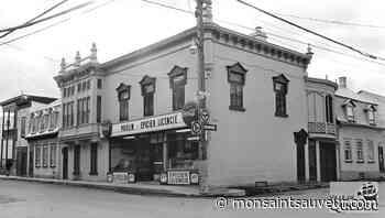 Saint-Sauveur dans les années 1970 (16) : l'épicerie D. Poulin | HISTOIRE ET PATRIMOINE - Monsaintsauveur