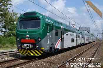 via i passaggi a livello di Locate Varesino (CO) - Ferrovie.info
