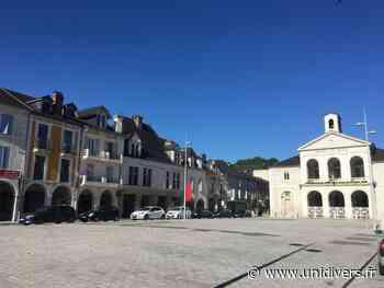 Visite guidée de la bastide de Nay Maison Carrée samedi 19 septembre 2020 - Unidivers