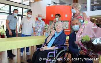 Nay: Raymonde Costa a fêté ses 100 ans - La République des Pyrénées
