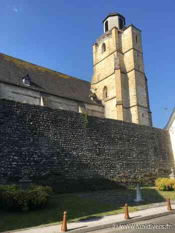 Nay-Visite de l'église Saint Vincent église Saint Vincent samedi 19 septembre 2020 - Unidivers