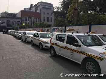 Los taxis de San Miguel de Tucumán deberán pasar por la inspección técnica obligatoria - Actualidad | La Gaceta - La Gaceta