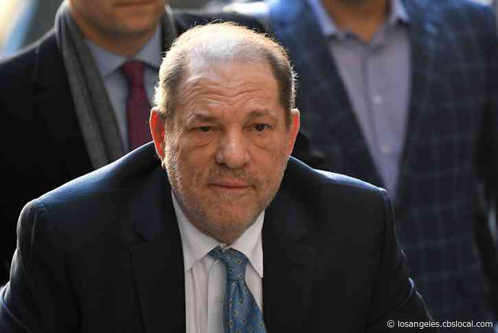 DA Seeks To Bring Harvey Weinstein Back To LA To Face Sex-Related Charges