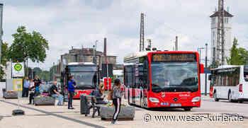 Weniger Fahrgäste, schnellere Linien - WESER-KURIER