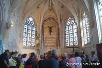 Visite guidée Église Saint-Quentin Aire-sur-la-Lys - Unidivers
