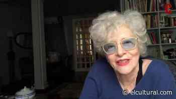 #LaFunciónVaAComenzar con Magüi Mira | El Cultural - Elcultural.com