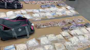 Brandon police say drug bust could be among largest ever in Manitoba
