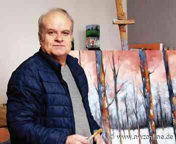Lange Einkaufsnacht: Künstler aus Syrien im Gespräch - Nordwest-Zeitung