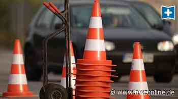 Sanierung Der B 437 In Varel: Straßensperrung sorgt für riesigen Umweg - Nordwest-Zeitung