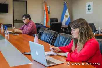La Unión Malvinizadora presentó sus propuestas al Municipio - Sur54