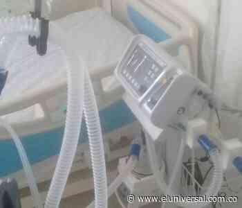 El Hospital de Simití recibe ventilador mecánico del Centro Democrático - El Universal - Colombia