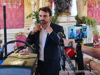 Indemnités, vidéoverbalisation, culture : Grégory Doucet veut entrer dans le vif du sujet - Lyon Mag