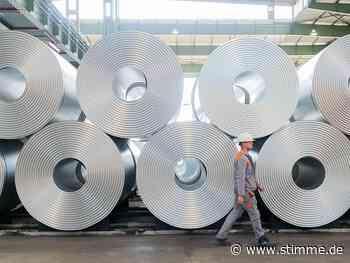 Corona-Krise setzt Stahlindustrie weiter zu - STIMME.de - Heilbronner Stimme