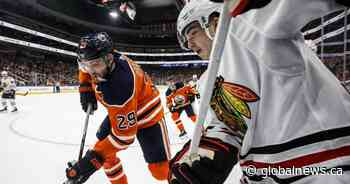 Edmonton Oilers not worried about playoff experience in showdown against Chicago Blackhawks