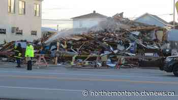Major fire in Mattice destroys several businesses - CTV Toronto