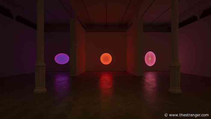Currently Hanging: James Turrell at Pace Gallery