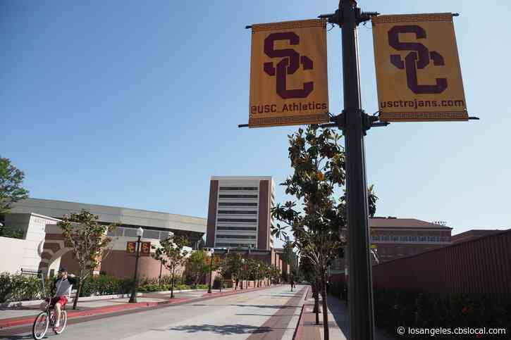 Coronavirus Outbreak Reported At USC's Fraternity Row After 44 People Test Positive