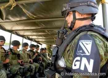 Donan terreno para base de Guardia Nacional en Tepeji - La Silla Rota